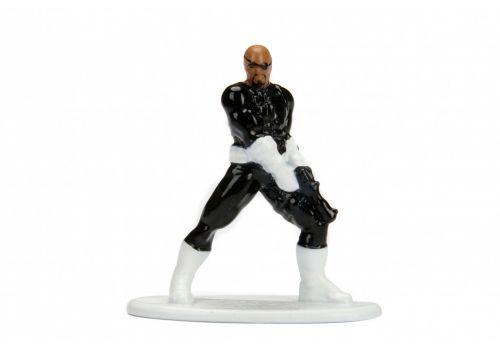نانو فیگور فلزی نیک فیوری (Marvel Nick Fury), image 4