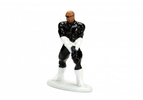نانو فیگور فلزی نیک فیوری (Marvel Nick Fury), image 5