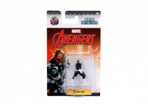 نانو فیگور فلزی نیک فیوری (Marvel Nick Fury), image 1