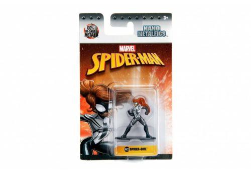 نانو فیگور فلزی اسپایدر گرل (Marvel Spider-Girl), image 1