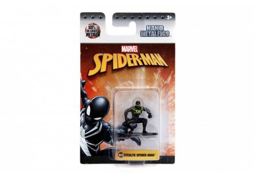 نانو فیگور فلزی اسپایدرمن (Marvel Spider-Man), image 1