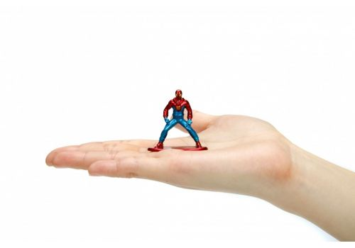 نانو فیگور فلزی اسپایدرمن (Marvel Proto Suit Spider-Man), image 2