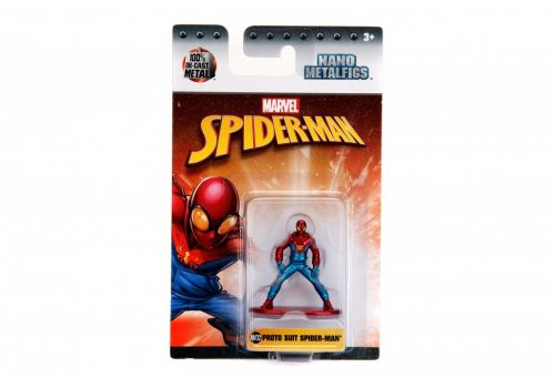 نانو فیگور فلزی اسپایدرمن (Marvel Proto Suit Spider-Man), image 1