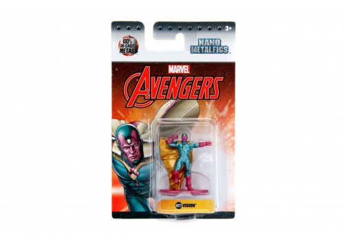 نانو فیگور فلزی ویژن (Marvel Vision), image 1