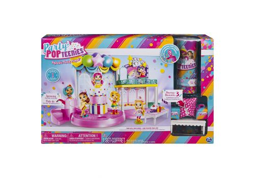 ست بازی و عروسک پارتی پاپتینیز Party Popteenies, image 2