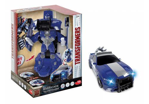 ربات 24 سانتی ترنسفورمرز جنگجو Barricade, image 1