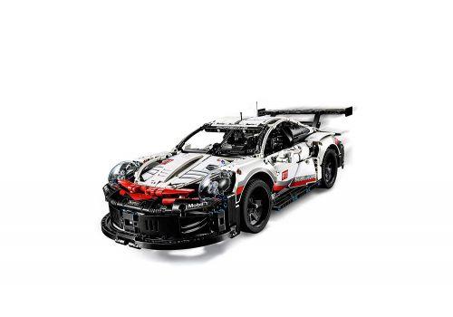 لگو مدل پورشه 911 RSR سري تکنيک (42096), image 4