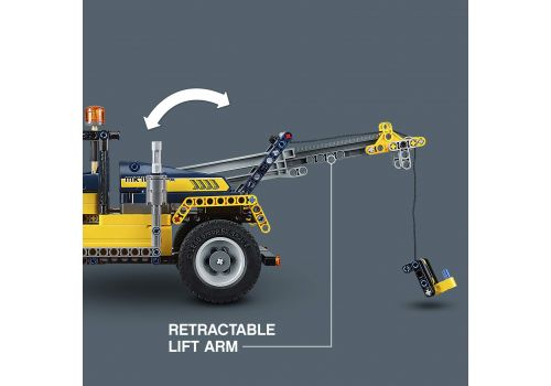 لگو 1×2 مدل Heavy Duty Forklift سري تکنيک (42079), image 7