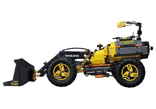 لگو 1×2 مدل Volvo Concept Wheel Loader ZEUX سري تکنيک (42081), image 5
