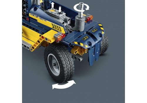 لگو 1×2 مدل Heavy Duty Forklift سري تکنيک (42079), image 8