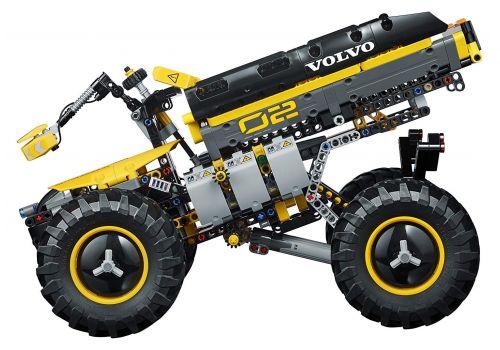 لگو 1×2 مدل Volvo Concept Wheel Loader ZEUX سري تکنيک (42081), image 6