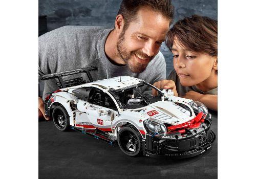 لگو مدل پورشه 911 RSR سري تکنيک (42096), image 5