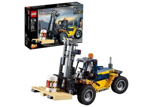 لگو 1×2 مدل Heavy Duty Forklift سري تکنيک (42079), image 2