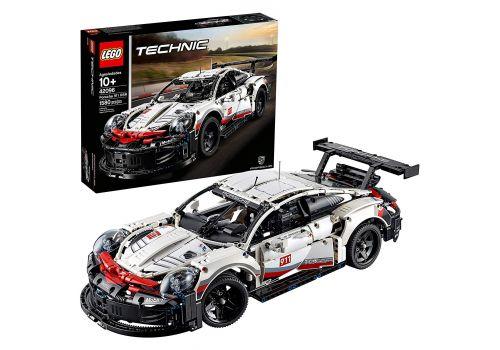 لگو مدل پورشه 911 RSR سري تکنيک (42096), image 2
