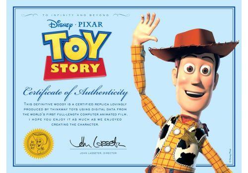 عروسک 30 سانتی سخنگوی وودی کلانتر (داستان اسباب بازی), image 3