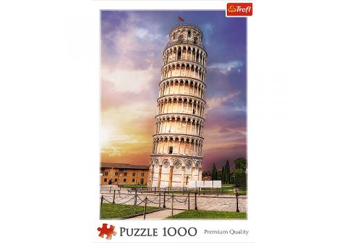 پازل 1000 تکه ترفل مدل برج پیزا, image 2
