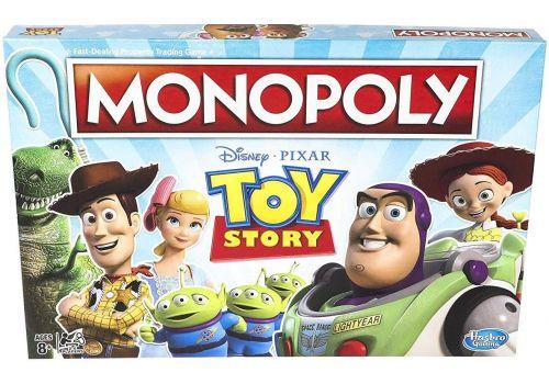 بازی گروهی مونوپولی مدل Monopoly Toy Story, image 1