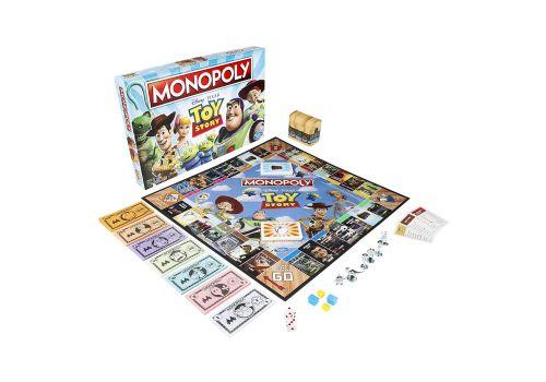 بازی گروهی مونوپولی مدل Monopoly Toy Story, image 3