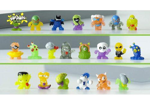 پک 12 تايی اسلایم PopPops Snotz به همراه 4 عروسک شانسی, image 4