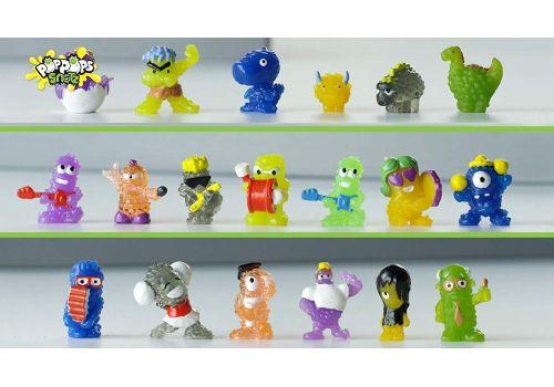 پک 12 تايی اسلایم PopPops Snotz به همراه 4 عروسک شانسی, image 6
