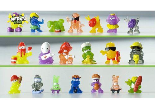 پک 12 تايی اسلایم PopPops Snotz به همراه 4 عروسک شانسی, image 5