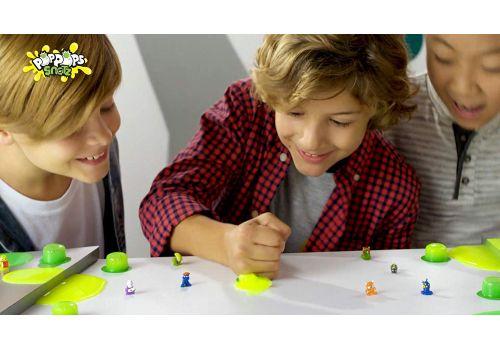 پک 12 تايی اسلایم PopPops Snotz به همراه 4 عروسک شانسی, image 3