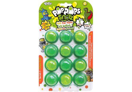 پک 12 تايی اسلایم PopPops Snotz به همراه 4 عروسک شانسی, image 1
