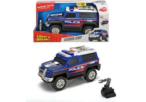 ماشين پليس 30 سانتی Police SUV, image 1