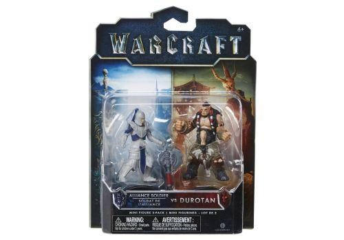 مینی فیگور دوراتان و سرباز اتحاد (warcraft), image 1